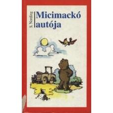 Micimackó autója