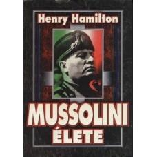 Mussolini élete